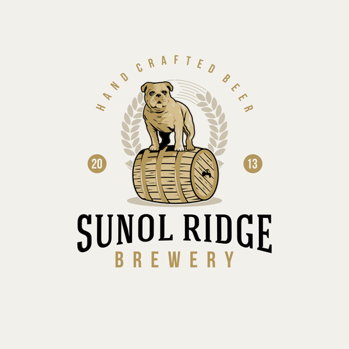 Help Sunol Ridge Brewery with a new logo