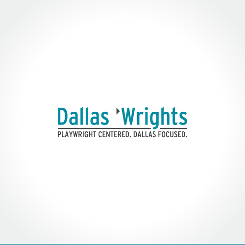 Logo for Dallas Playwrights
