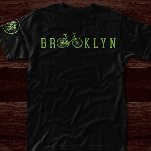 Brooklyn T-Shirt design