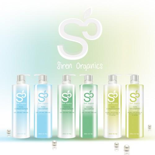 Siren Organics Hair Care
