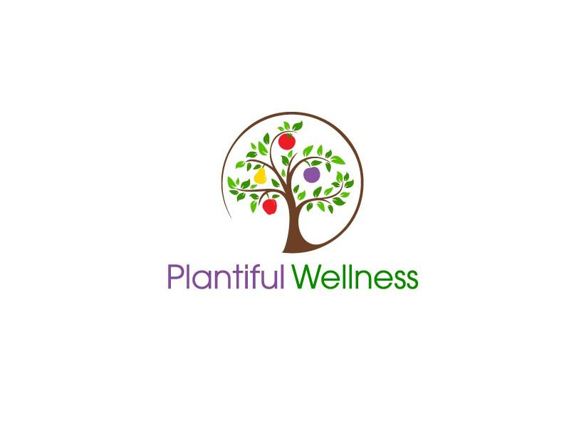Help Plantiful Wellness with a new logo