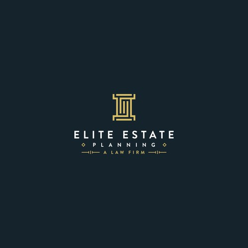 Elite Estate Planning logo design