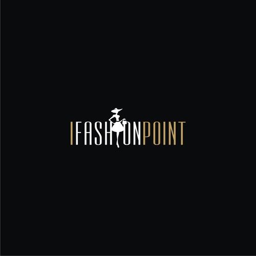 Logo concept for IFashionPoint