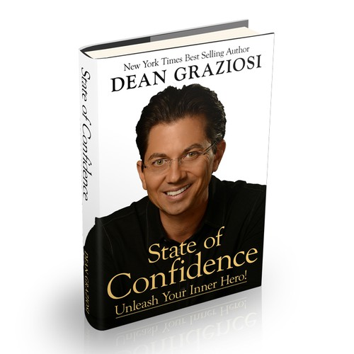 Personal Development Dustjacket Design for Dean Graziosi