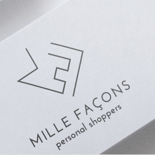 Help us impress with a stylish logo and business card for personal shopping