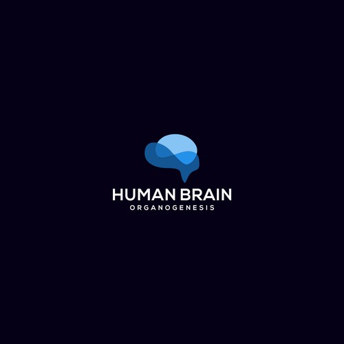 logo design for Human Brain Organogenesis