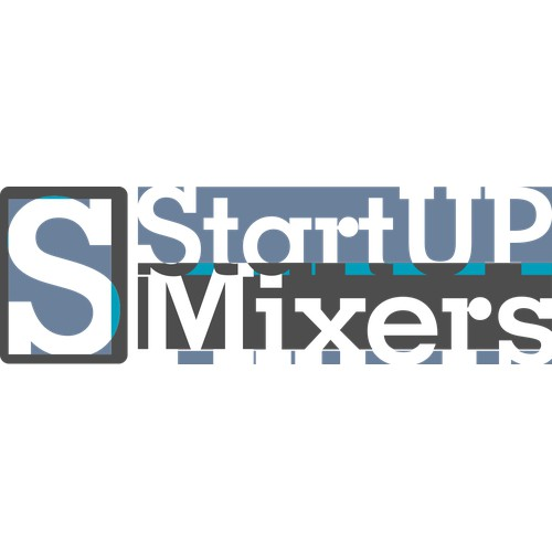 Logo for Startup Mixers