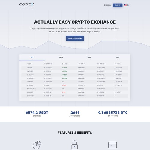 Cryptagio color scheme change
