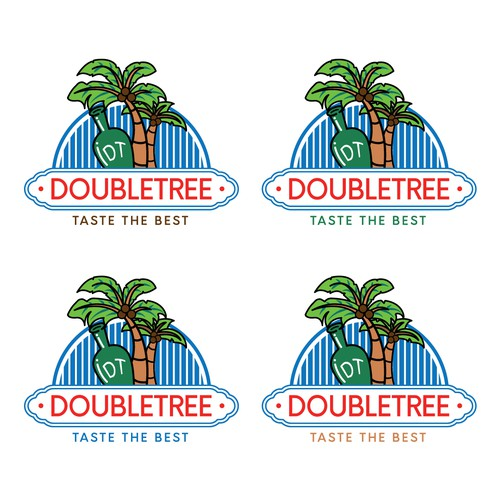 Logo Concept for Doubletree
