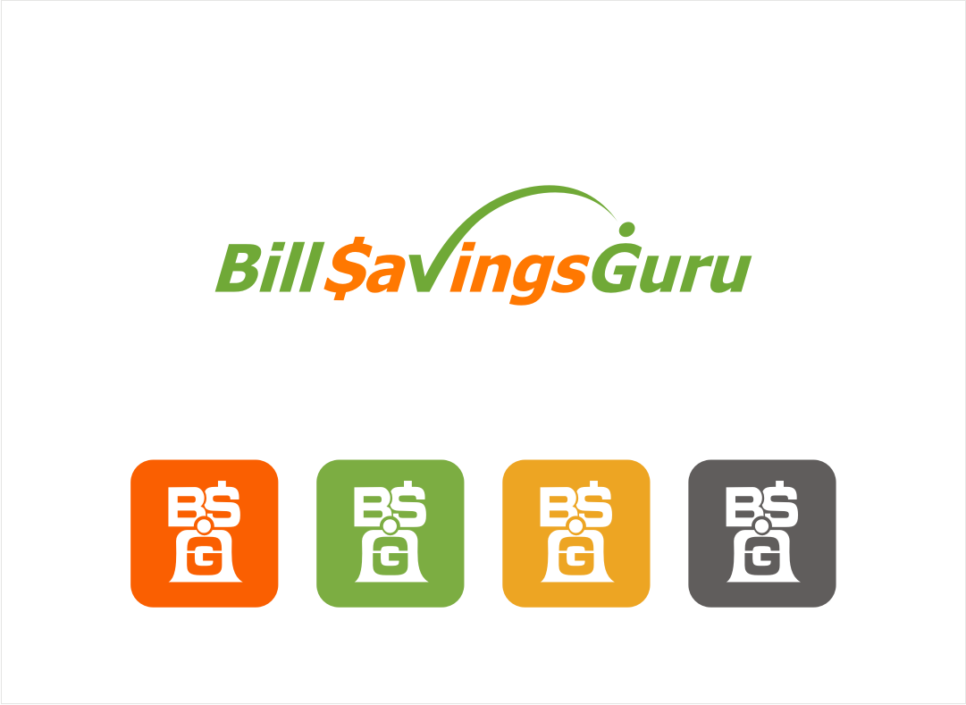 Create a logo for Bill Savings Guru!