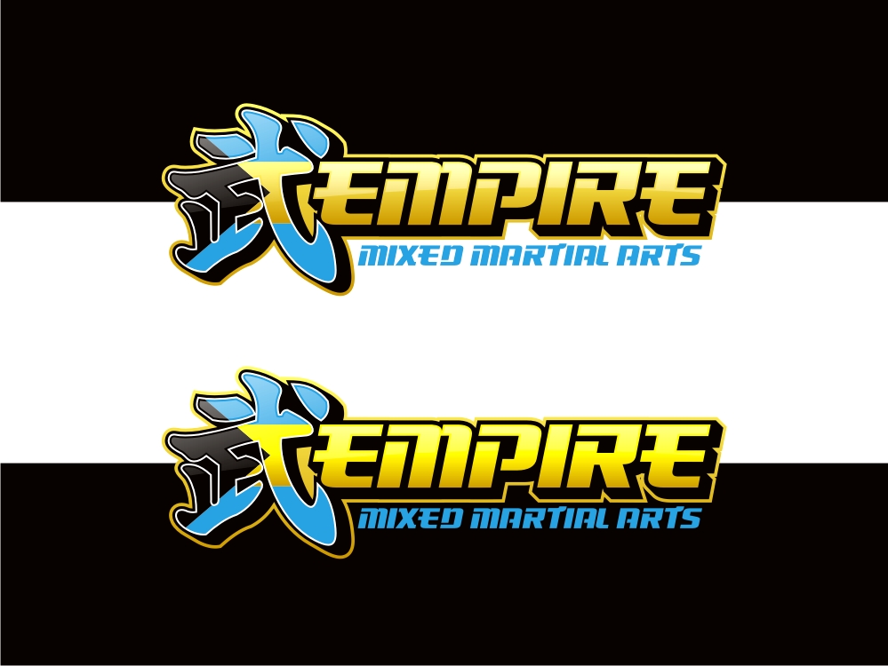 Empire Mixed Martial Arts needs a new logo