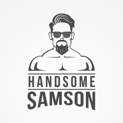 Logo for Handsome Samson