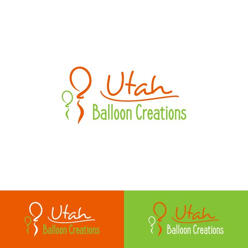 Design concept for balloon company.