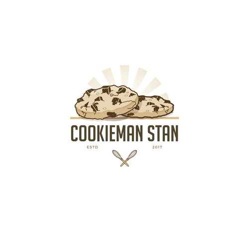 Cookie business logo