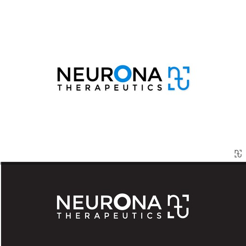 Neurona Therapeutics logo design