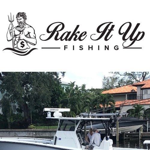 Rake It Up Fishing