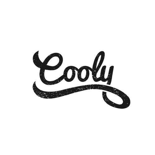 Design a fun logo for the cooler company, cooly