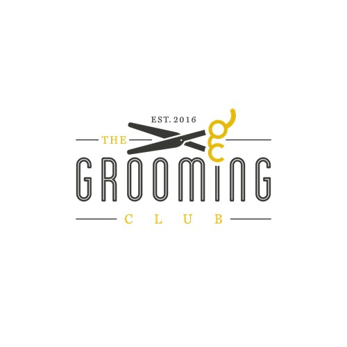 Male grooming salon