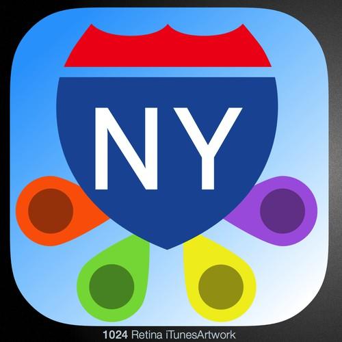 NY Thruway App Icon