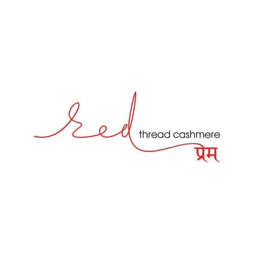 red thread cashmere