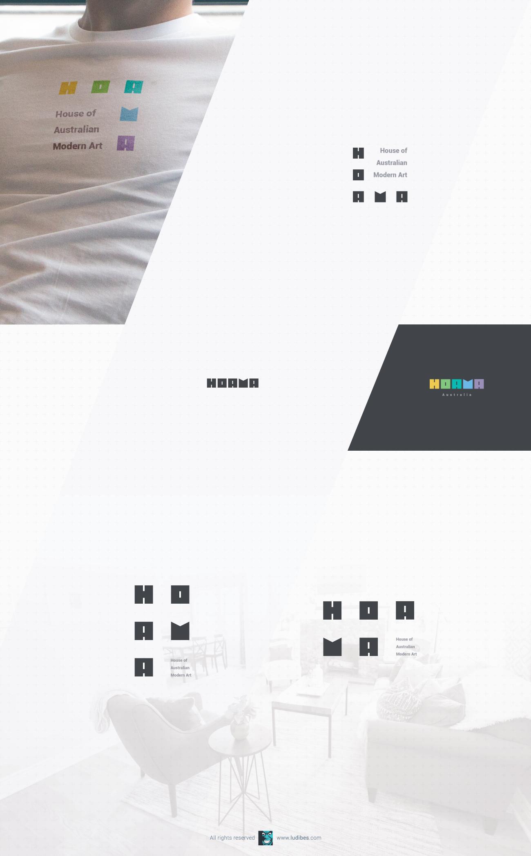 Maison Global Logo Design