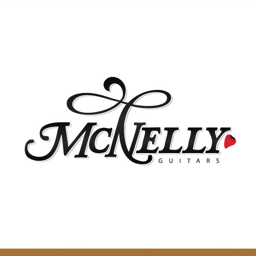 New logo wanted for McNelly Guitars