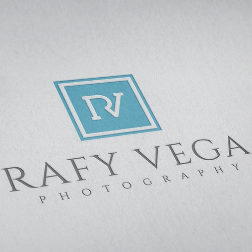 Rafy Vega Photography needs a new logo