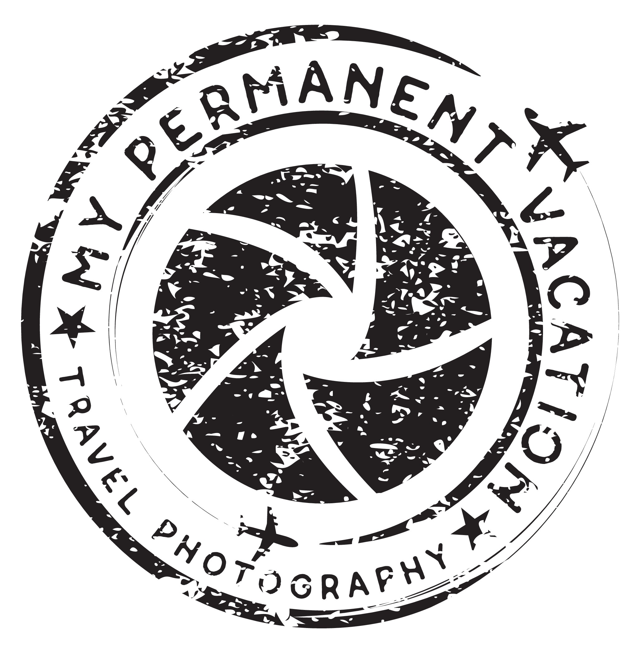 Logo and FB/website headers for travel photography blog