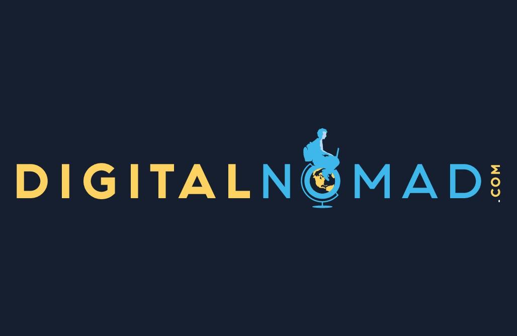 DigitalNomad.Com needs a logo rebrand