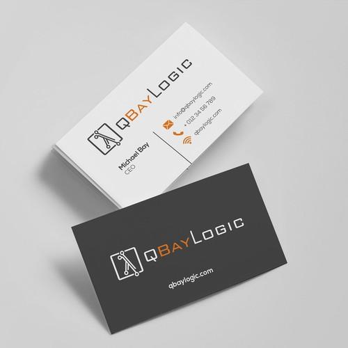 Logo for Q Bay Logic