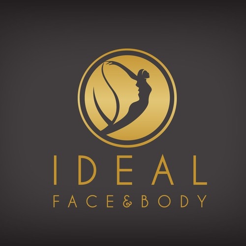 Help Ideal Face and Body with a new logo