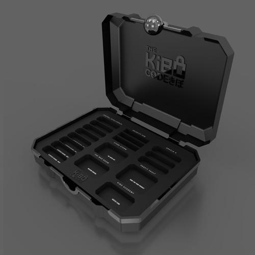 Kibo packaging set