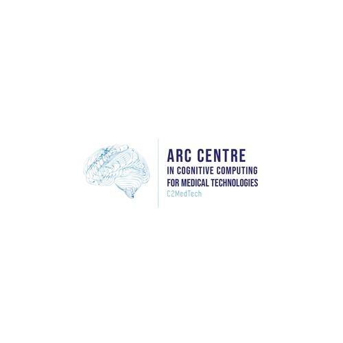 Arc Centre logo design