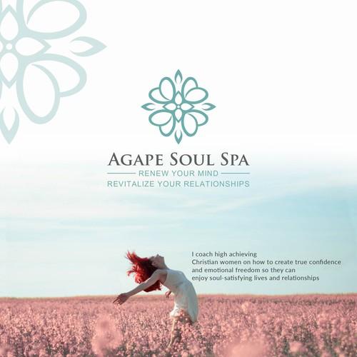 Logo for Agape Soul Spa