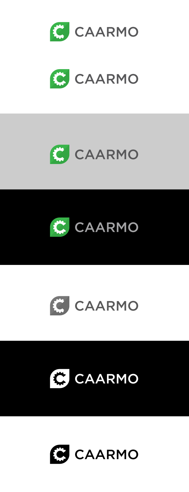 Create the next logo for Caarmo