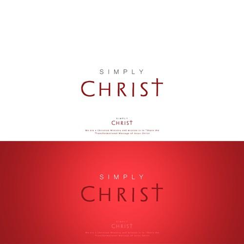 Logo design for Christian Ministry - Simply Christ