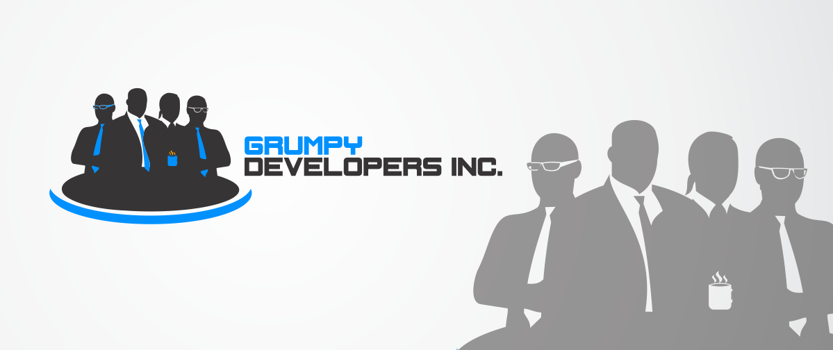 Grumpy Developers needs a logo