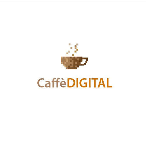 Help Creating a New Logo for Caffè Digital