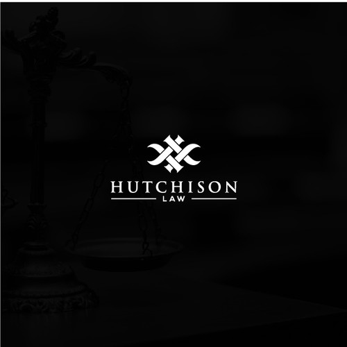 Logo concept for Hutchinson Law