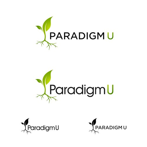 What does PARADIGM mean to you? ISO Authentic Logo to Evoke Curiosity!