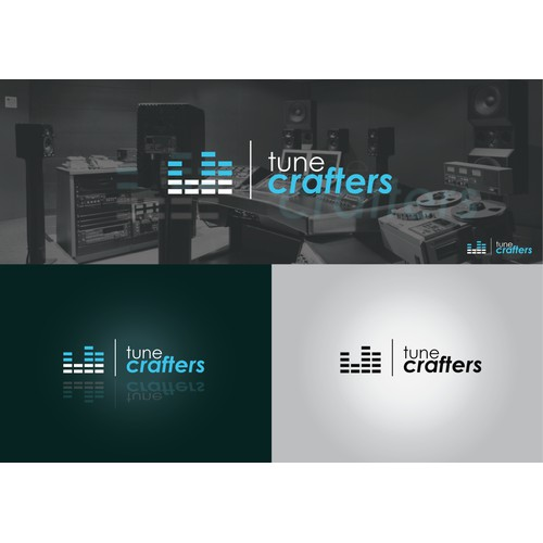 Need a new logo for our company Tune Crafters