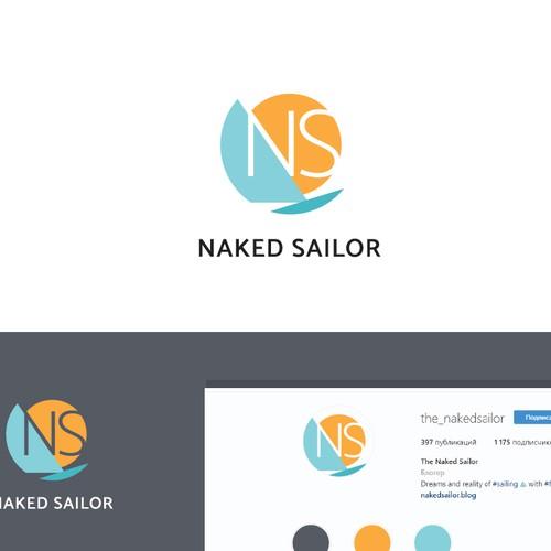 Design an inspiring logo for an honest sailing blog (with ecological aspirations!)