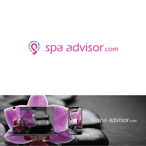 Logo for SpaAdvisor.com