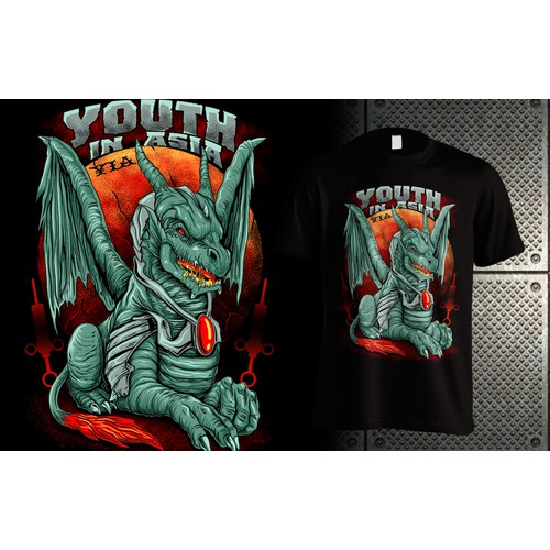 Dragon Tees