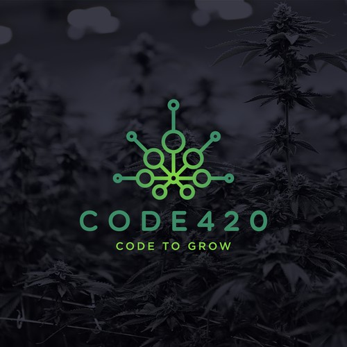 Code 420 Logo