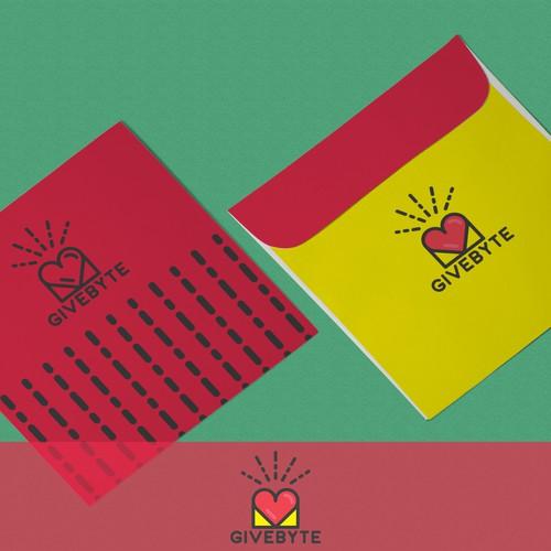 Give Byte logo