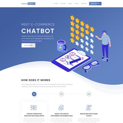SimpleChatbot