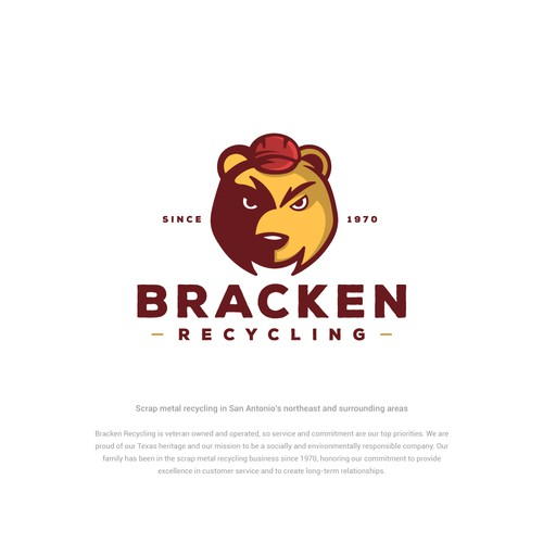 BRACKEN - RECYCLING