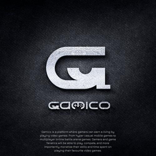 Logo concept for GAMICO