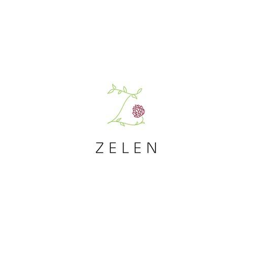 Zelen tea - green and healty